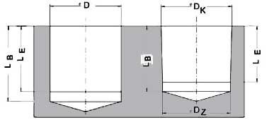 vorbereiten von npt gewinde beim fr sen hartmetall fr ser. Black Bedroom Furniture Sets. Home Design Ideas